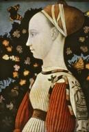Portrait of Ginevra d'Este