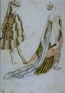 Designs for Court Costumes