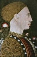 Portrait of Lionello d'Este, Duke of Ferrara
