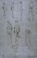Studies of Hanged Men