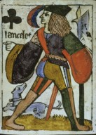 Lancelot as Jack of Clubs