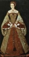 Portrait of Catherine Parr