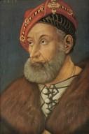 Portrait of Markgrave Christoph I von Baden