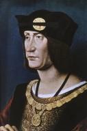Portrait of Louis XII