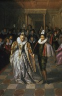 Evening Ball for the Wedding of the Duc de Joyeuse and Margaret of Lorraine