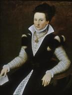 Portrait of Virginia