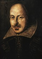 William Shakespeare: The Flower Portrait