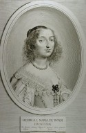 Henriette-Marie Montmort de Buade-Frontenac