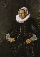Portrait of Cornelia Vooght