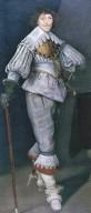 Henry de Lorraine-Chaligny, Marquis de Mouy et Comte de Chaligny