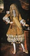 Portrait of Ignazio Maurigi Rosso, Senator from Parma