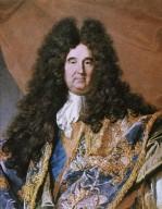 Portrait of Philippe de Courcillon Marquis de Dangeau