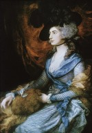 Portrait of Mrs. Siddons
