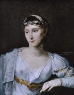 Portrait of Pauline Bonaparte