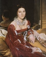 Portrait of Madame de Senonnes