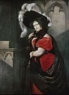 Portrait of Marchese Vittoria Visconti d'Aragona Gheradini