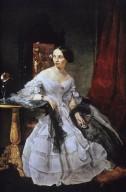 Portrait of Donna Augusta Piccinini-Rossari