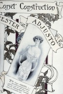 Adjusto Corset Advertisement from Vogue Magazine