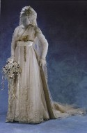 Wedding Dress for the Daughter of J.P. Morgan