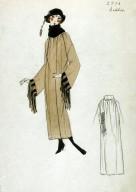 Chenille Coat