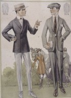 Sport Outfits for Men from the Majestic Tailors Catalog