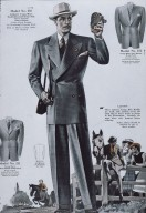 Fashions for Gentlemen from Desik and M. Woolens' Spring and Summer Catalog