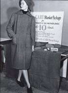 Coat for CARE (Cooperative for American Remittances to Europe, Inc.) Packages
