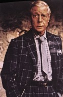 Checked Tweed Suit