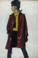 Rain Slicker from Vogue