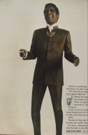 Nehru Suit Advertisement from Gentleman's Quarterly