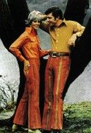 Unisex Bell-bottoms and Shirts