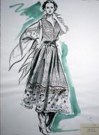 Midi Dress for Fredrick's Sports