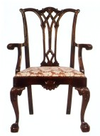 Colonial Revival Armchair