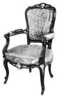 Rococo Revival Chair