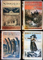 Collection of Four Book Covers