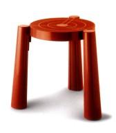 4810 Plastic Stool/Table