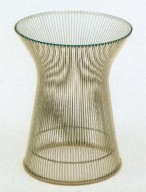 Knoll Small Wire Table