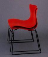 Handkerchief Stackable Chair