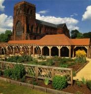 Shrewsbury Quest Monastic Garden