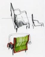 Sinbad Sofa and Armchair