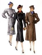 Les Grands Mode¿les: Fourrures