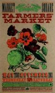 Market Square Farmers' Market Poster