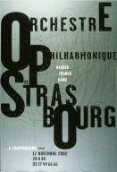 Orchestre Philharmoniqe de Strasbourg