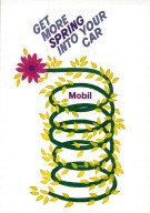 Mobil Oil, Get More Spring into Your Car