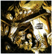 The Canary Lantern