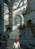 Invisible City: Ruins Girl