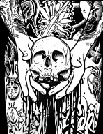 Portrait Skull