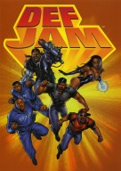 Def Jam Heroes Comic Book