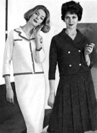 Italian Knit Jackets and Skirts