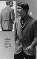 Norfolk-Style Midwale Sports Jacket